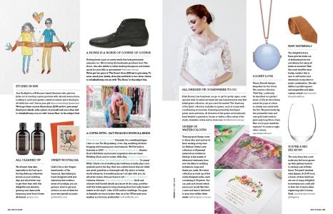 Hello Magazine Feature