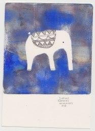Elephant Gelatin
