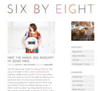 Six by Eight Interview