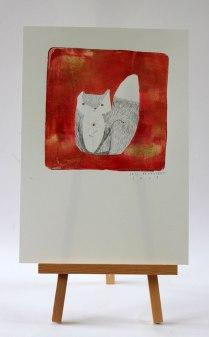A Squirrel/Fox