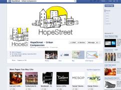 Facebook Page - Logo Design - Hope Street