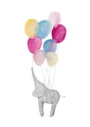 Elephant and Balloons