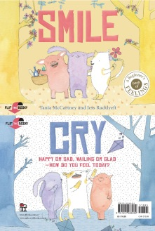 Smile Cry - Published by EK Books
