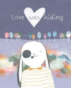 Love Was Hiding Cover